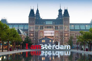 Rijksmuseum I AMSTERDAM von Dennis van de Water
