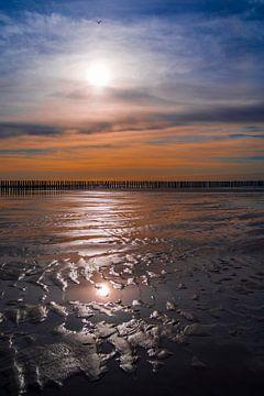 Sonnenuntergang von Eriks Photoshop by Erik Heuver