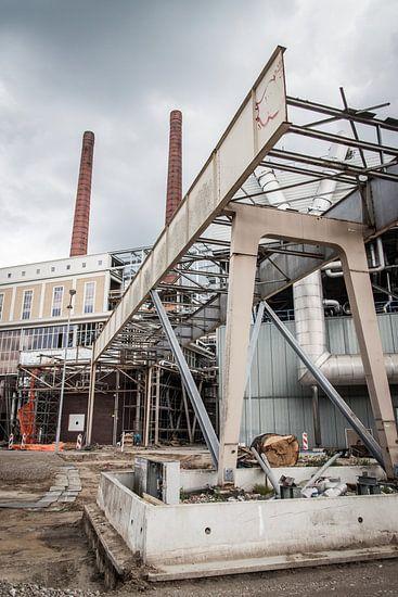 Energiecentrale van Jasper Scheffers