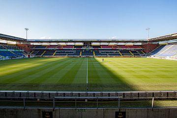 Het Rat Verleg Stadion: De Hoofdtribune van Martijn Mureau