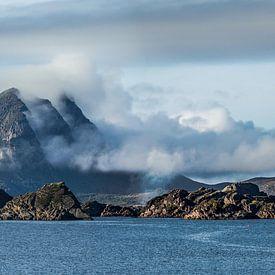Noorwegen Lofoten van Annemarie Mastenbroek