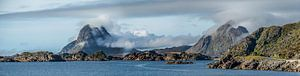 Noorwegen Lofoten van