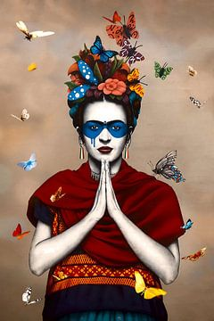Schmetterlingsliebe von Frida von Rudy & Gisela Schlechter