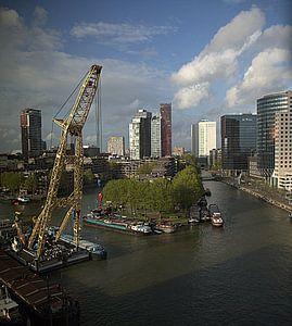 Leuvehaven Rotterdam van Joost Coffeng