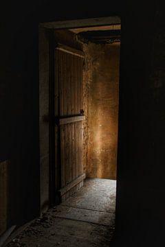 Een verlaten kerk deur sur Melvin Meijer