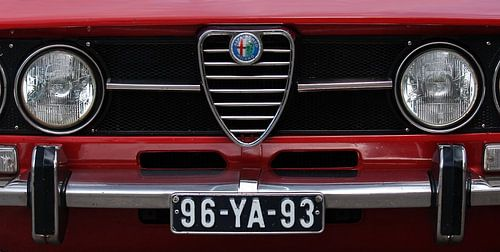 Alfa Romeo van MSP Photographics