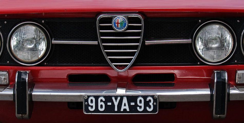 Alfa Romeo van MSP Canvas