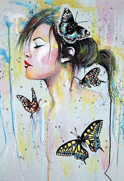"""Insegnami a volare ""  van Marcella Mandis"