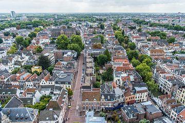 Uitzicht van de Domtoren over Utrecht von De Utrechtse Internet Courant (DUIC)