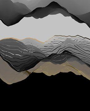 Schöne Berge 5 von Angel Estevez