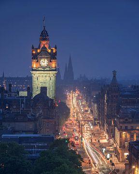 Balmoral-Glockenturm, Edinburgh von Markus Stauffer