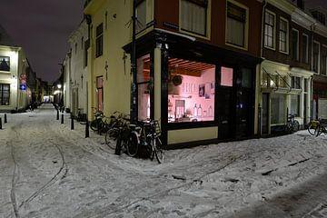 Kapsalon Beichies aan de Predikherenstraat in Utrecht von Donker Utrecht