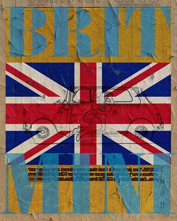 Brit Mini van Joost Hogervorst