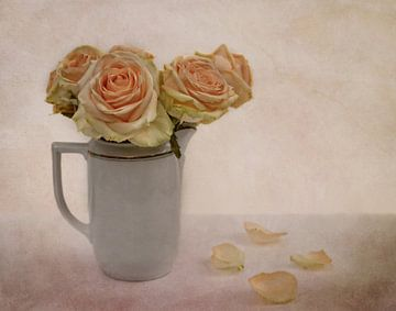 Rosen für Großmutter von Claudia Moeckel