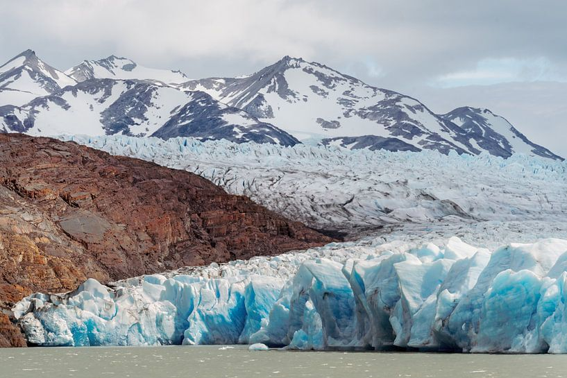 Grey Meer in Chili van Trudy van der Werf
