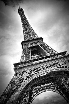 Eiffeltoren DYNAMISCHE van Melanie Viola
