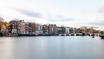 Amsterdam, Magere Brug en Amstel van