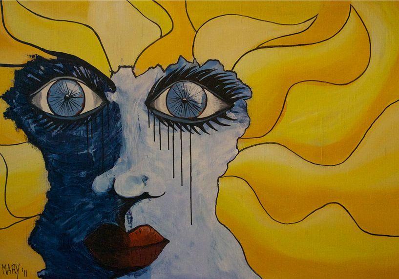 Tranen van Mary Pedersen
