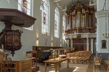 Kapelle Kirich in Alkmaar innenstadt von Ronald Smits