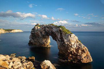 Cala Santanyí rotsboog, Mallorca van Dennis Eckert