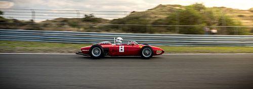 1961 Sharknose Ferrari 156 van