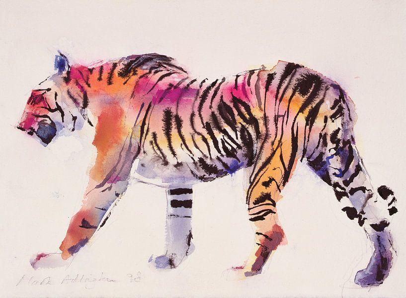 Tiger von Mark Adlington