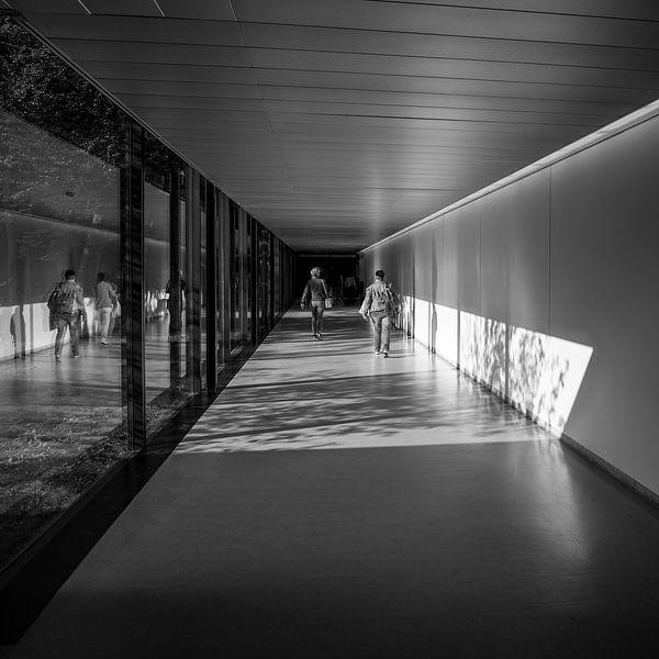 Museumgang. van Henri Boer Fotografie