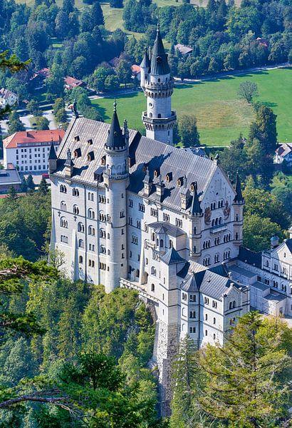 Schloss Neuschwanstein von Einhorn Fotografie