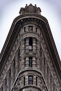 NY Flatiron building (detail)