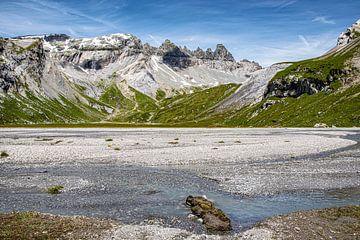 Berglandschap van jacky weckx