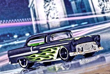 Street Cruiser - American Way Of Drive 4 van Jean-Louis Glineur alias DeVerviers