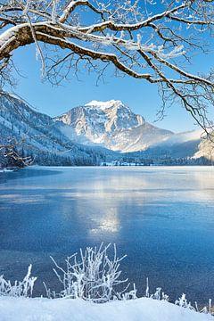 langbathsee in Winterstimmung
