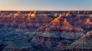 Colourful Grand Canyon