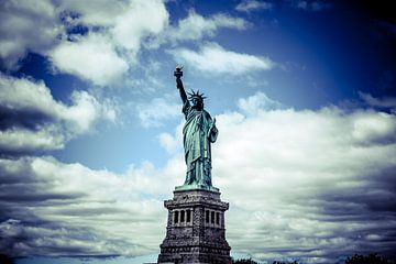 Statue of Liberty 11 van FotoDennis.com