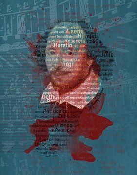 De vele karakters van Shakespeare van Marjoline Delahaye