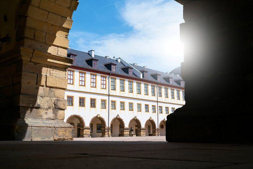Schloss Friedenstein in Gotha van Heiko Kueverling