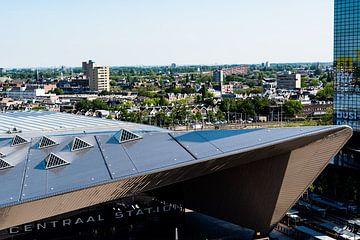 """Centraal station Rotterdam """"Details"""" van Truckpowerr"""