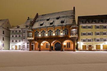 Münsterplatz Freiburg von