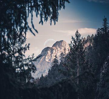 Mountain peak von Alexander Dorn