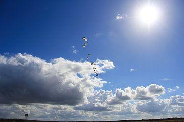 Airborne dropping Ede van