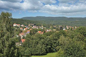 Spa Bad Sachsa dans les montagnes du Harz