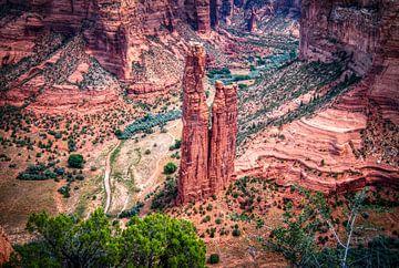 Canyon de Chelly National Monument, Arizona von Marcel Wagenaar