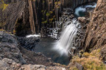 Een andere kijk op de Litlanesfoss