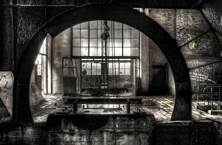 industrial playground van Patrick LR Verbeeck