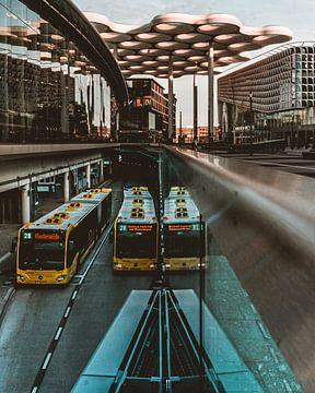Hauptbahnhof Utrecht von de Utregter Fotografie