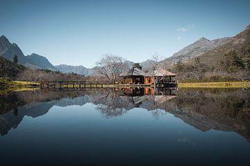 Reflectie in Zuid-Afrika van Youri Zwart