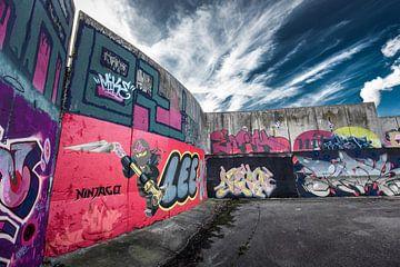 Graffiti 1 van