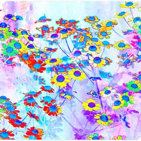SummerTime van Yvonne Blokland