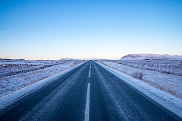 Endless Road von Eddy Reynecke