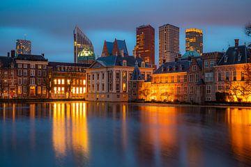 De Hofvijver, Den Haag von Arisca van 't Hof